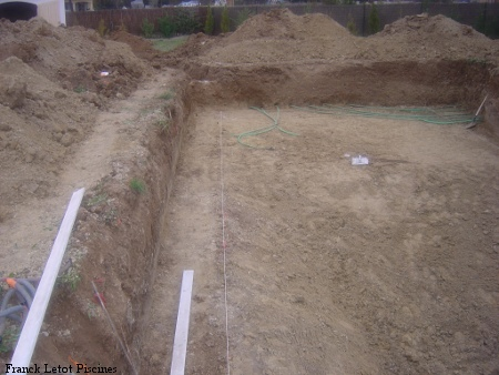 Methode de construction - terrassement